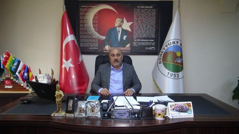 Güneyyurt Belediye Başkanı Ahmet Arı'nın Hemşireler günü mesajı