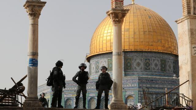 Kudüs özgür değilse, dünya tutsaktır!