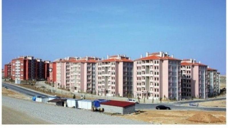 Karaman'da Nisan ayında 178 konut satıldı