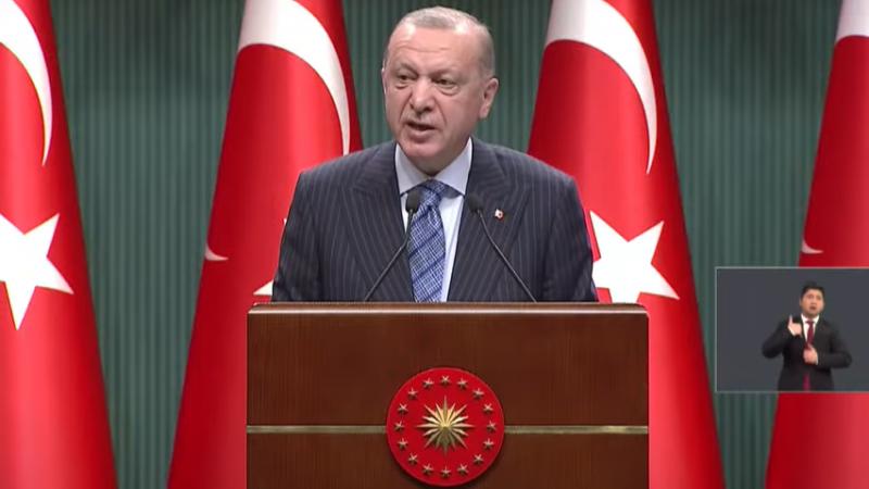 Başkan Erdoğan ulusa sesleniyor: Esnafa hibe müjdesi!