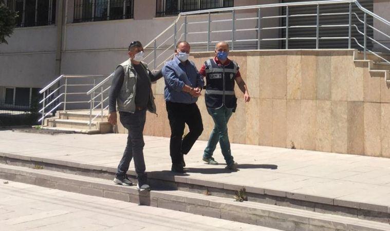 Konya'da tartıştığı kişiyi silahla yaralayan zanlı tutuklandı