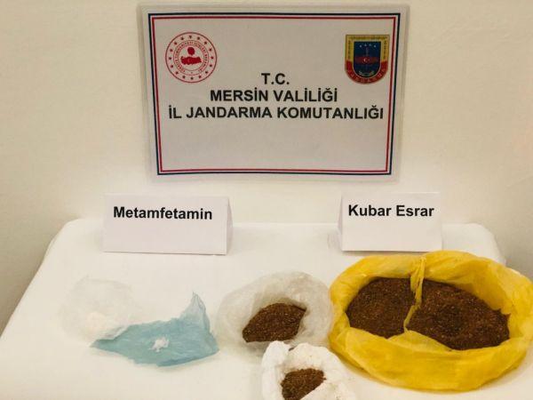 Mersin'deki Uyuşturucu Operasyonunda 8 Gözaltı