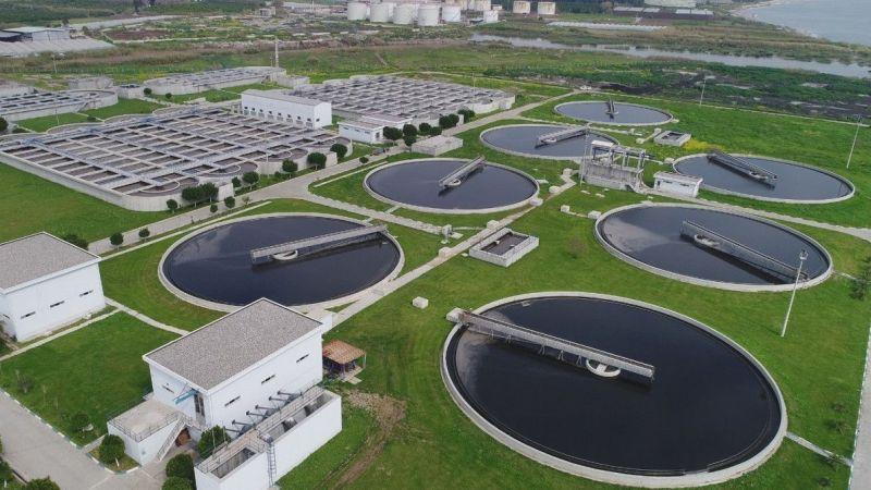 Mersin'de 2 yılda 245 milyon 328 bin metreküp atıksu arıtıldı