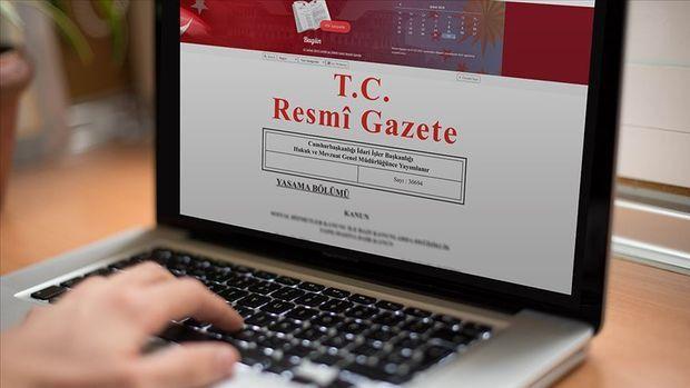 9 üniversiteyeyeni fakülte ve enstitü kurulmasına ilişkin karar Resim Gazete'de