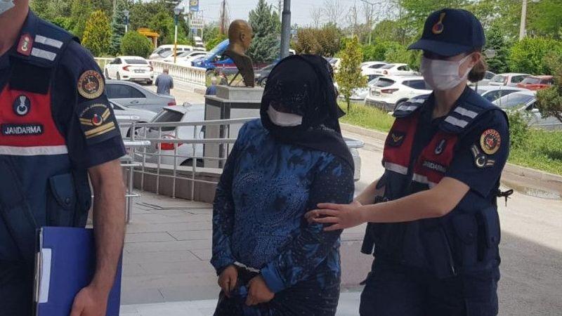Yeni doğan bebeğini öldürdüğü iddiasıyla tutuklandı