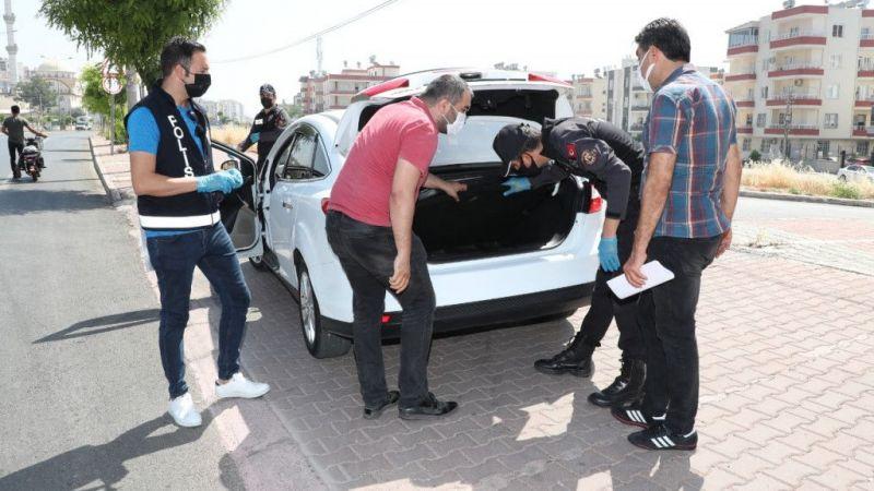 81 ilde yapılan uygulamada aranan 767 kişi yakalandı
