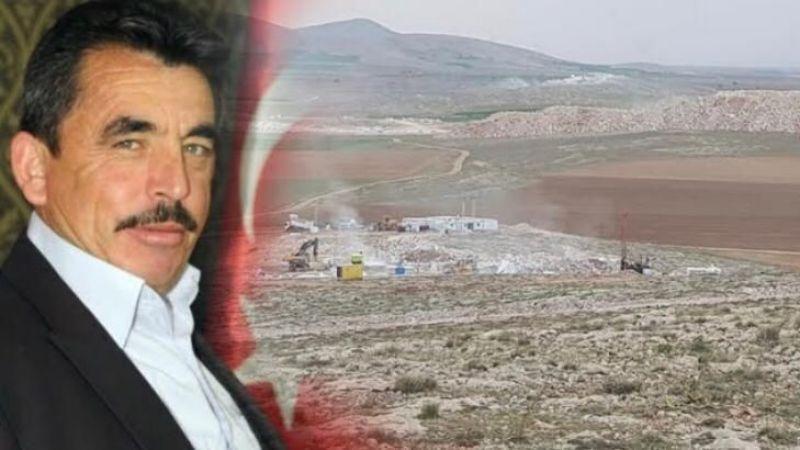 Başkan Yaman, mermer ocağına karşı çıktı