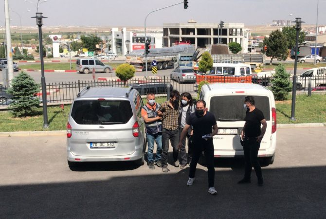 Karaman'da 5 ayrı suçtan aranan ve kesinleşmiş hapis cezası bulunan kişi yakalandı