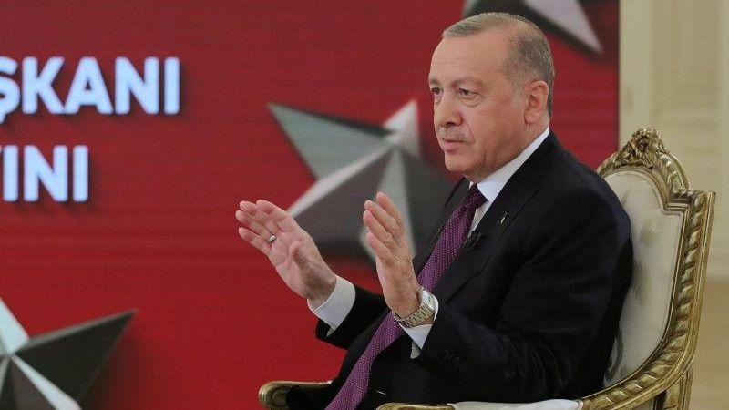 Cumhurbaşkanı Erdoğan: Bu millet gayrimilli anayasa istemez