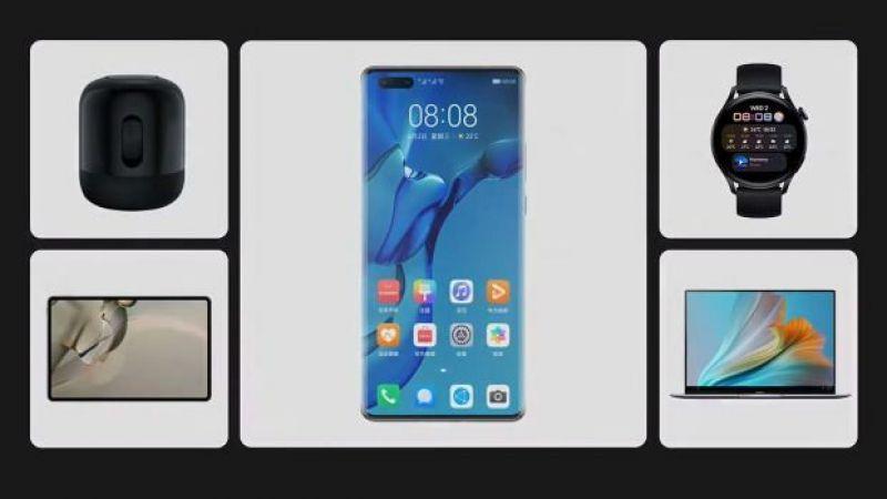 Huawei'nin yeni işletim sistemi HarmonyOS tanıtıldı