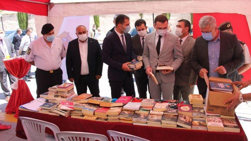 """Ermenek'te """"cezaevine kitap bağışı"""" kampanyası"""