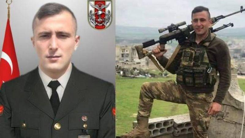 Roketatarlı saldırı: 1 şehit! Askerin kimliği belli oldu