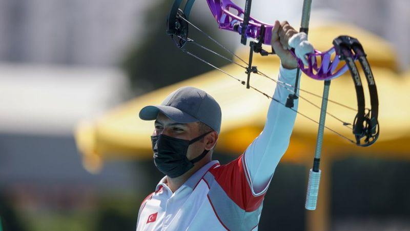 Milli okçu Yakup Yıldız, makaralı yayda Avrupa şampiyonu oldu