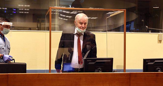 'Bosna Kasabı' Mladic'in müebbet hapis cezası onandı