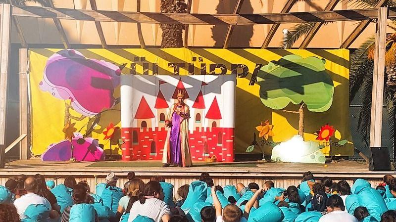 Karaman'da çocuklara özel açık hava tiyatrosu düzenlenecek