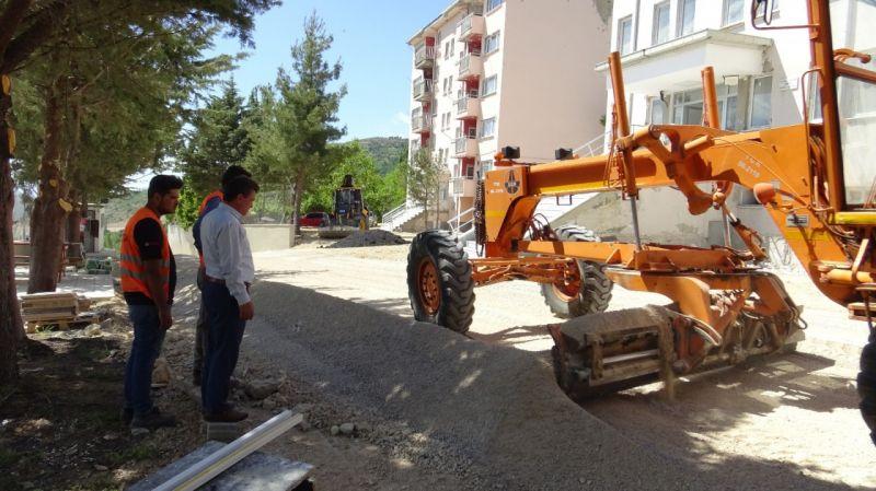 Başyayla'da jandarma binası yeniden hizmete açılıyor