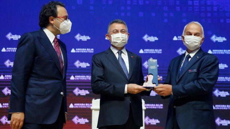 Cumhurbaşkanı Yardımcısı Oktay: 750 savunma sanayi projesi yürütüyoruz