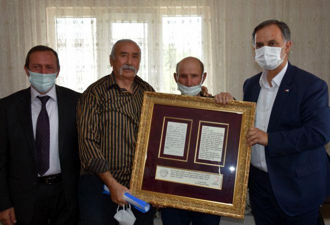 Türk Kızılay, esir Osmanlı askerlerinin mektuplarını yıllar sonra torunlarına ulaştırıyor