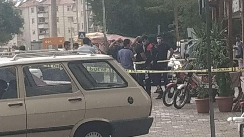 Karaman'da silahlı çatışma!