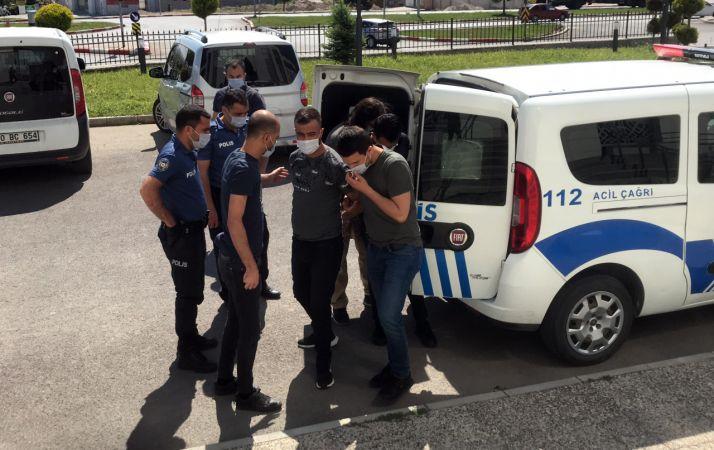 Karaman'da silahlı kavga: 3 yaralı, 2 gözaltı