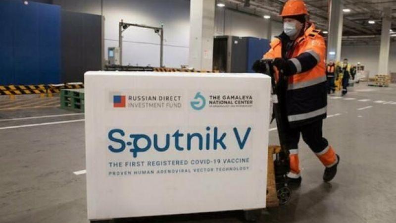 Rus aşısı Sputnik V Türkiye'de