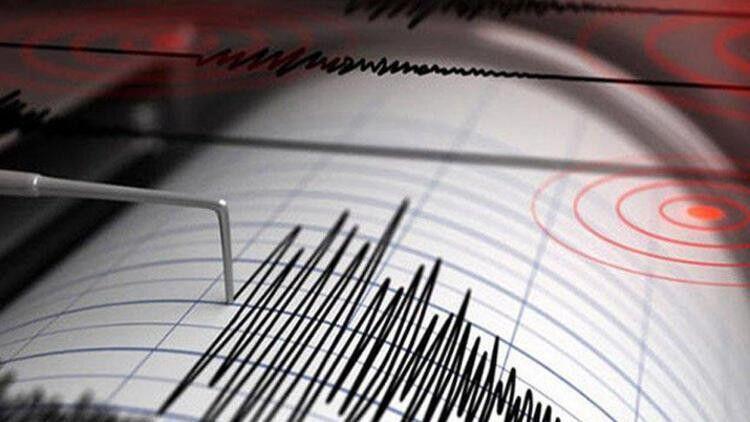 Aydın Kuşadası'nda deprem