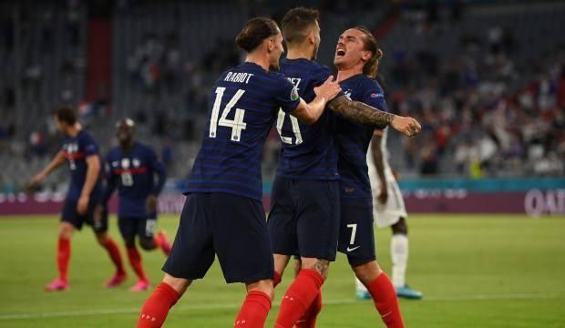 Dev maçta gülen taraf Fransa oldu!