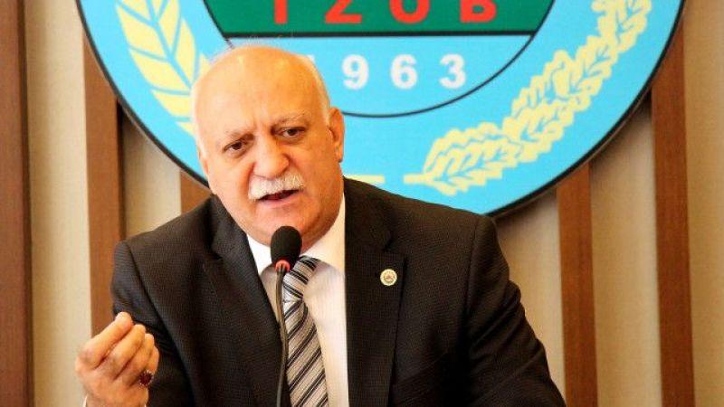 TZOB Genel Başkanı Bayraktar: Her yıl 24 milyar ton toprak kaybediliyor