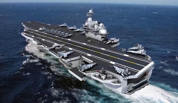 En büyüğü olacak! Çin'den uçak gemisi hamlesi