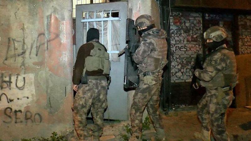 12 ilde DEAŞ operasyonu: 56 gözaltı kararı
