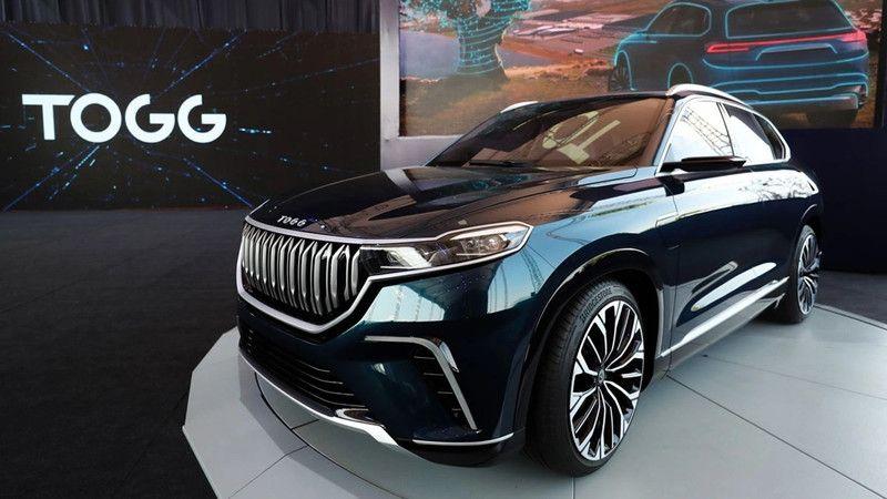 Yerli otomobil TOGG'da önemli gelişme! Faaliyete geçti