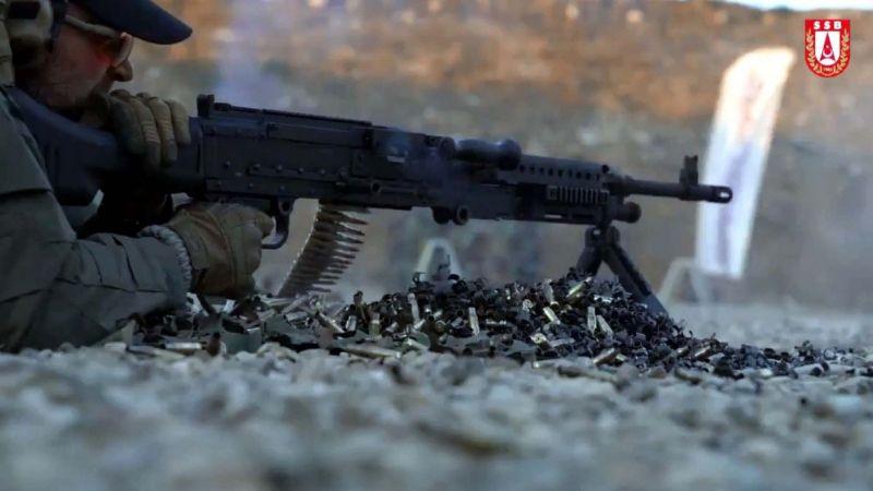 Yerli ve millimakineli tüfeğinilk teslimatı jandarmaya