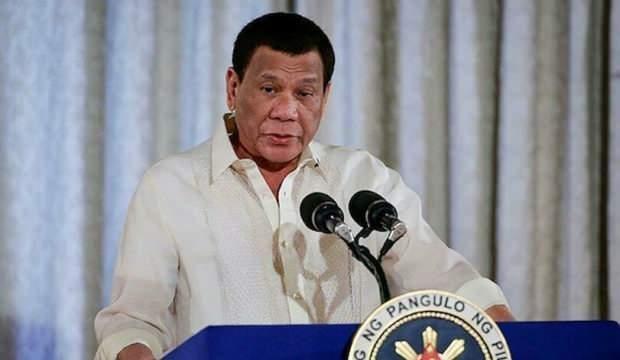 Filipinler Devlet Başkanından aşı tehdidi