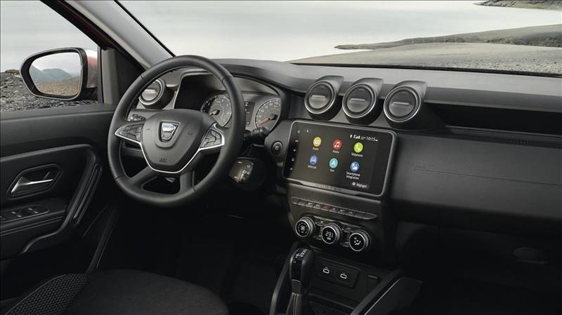 Yeni Duster Türkiye'de eylül ayında satışa sunulacak