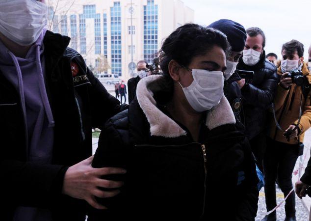 Kadir Şeker'in kurtardığı kadın, uyuşturucuyla yakalandığı sevgilisiyle cezaevinde evlendi