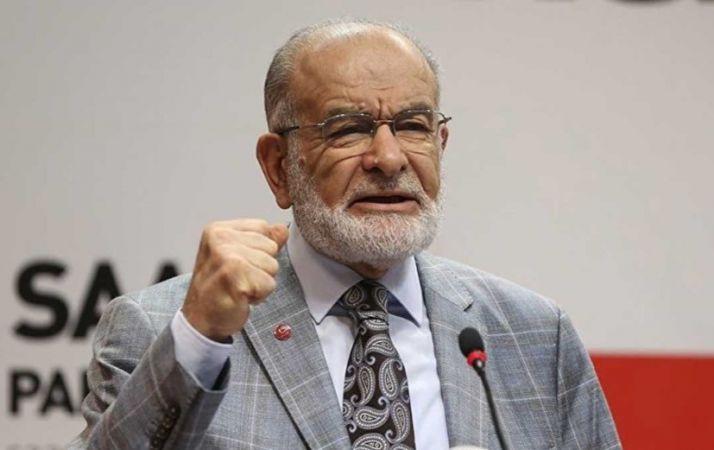 """Başkan Karamollaoğlu: """"Parti kapatmak yanlışları düzeltmez"""""""