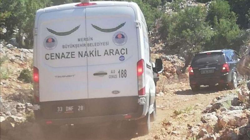 Mersin'de dağ evindeki çadırda genç çiftin cesedi bulundu