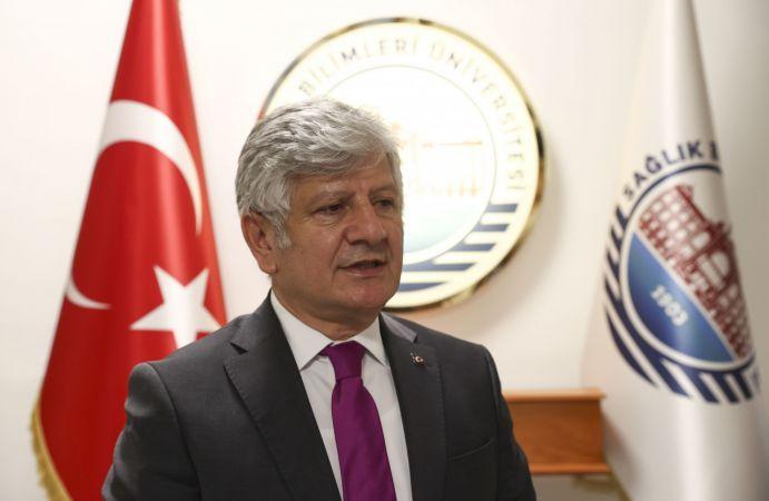 Sağlık Bilimleri Üniversitesi Rektör Yardımcısı Prof. Dr. Kemalettin Aydın