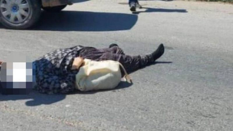 Alçılı ayağıyla otomobil kullandı, çarptığıkadın ölünce gözyaşı döktü