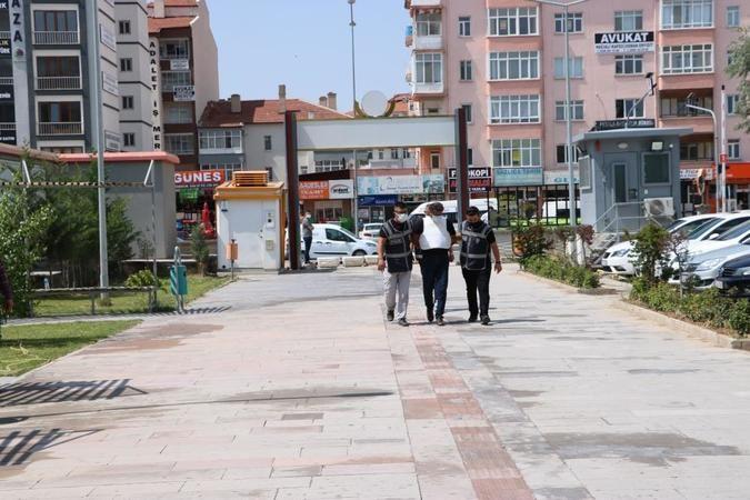 Eski eşini yaralayan şahıs 3 ay sonra Karaman'da yakalandı