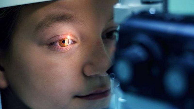 Çocukların göz sağlığı için erken yaşta bunun yapılması gerekiyor