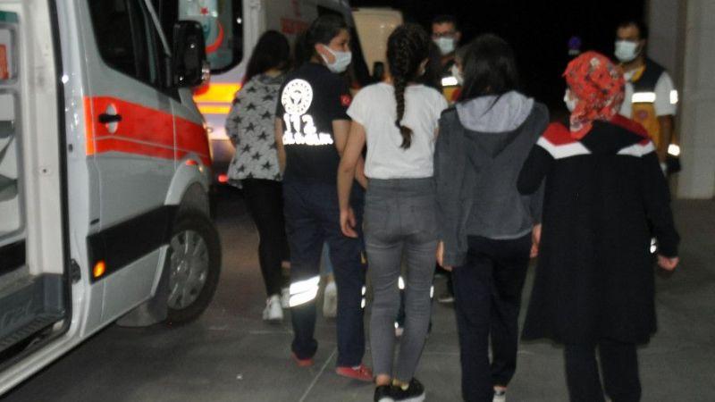 Karaman'da Sevgi Evlerinde rahatsızlanan 6 çocuk hastaneye kaldırıldı