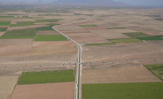 Karaman'da 80.803 m² İcradan Satılık Tarla