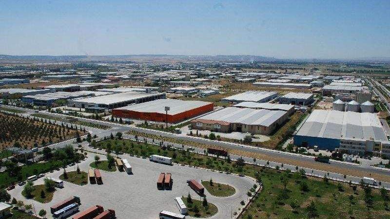 Karaman'da 19.964 m² Arsa Üzerinde İcradan Satılık Fabrika