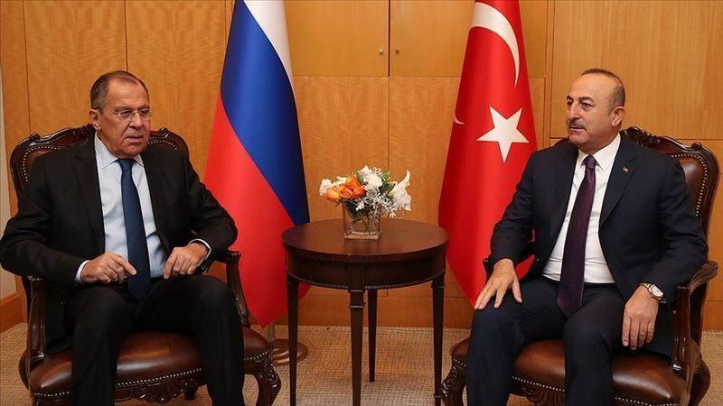 Rusya Dışişleri Bakanı Lavrov yarın Türkiye'ye geliyor