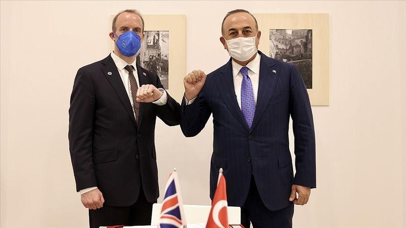 Dışişleri Bakanı Çavuşoğlu, G20 Dışişleri Bakanları Toplantısı'nda