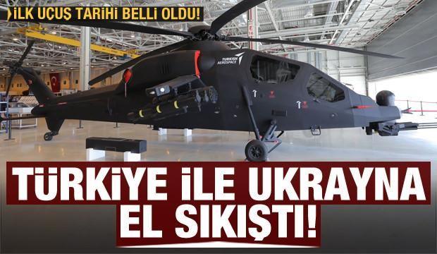 TUSAŞ'tan Ağır Sınıf Taarruz Helikopteri atağı