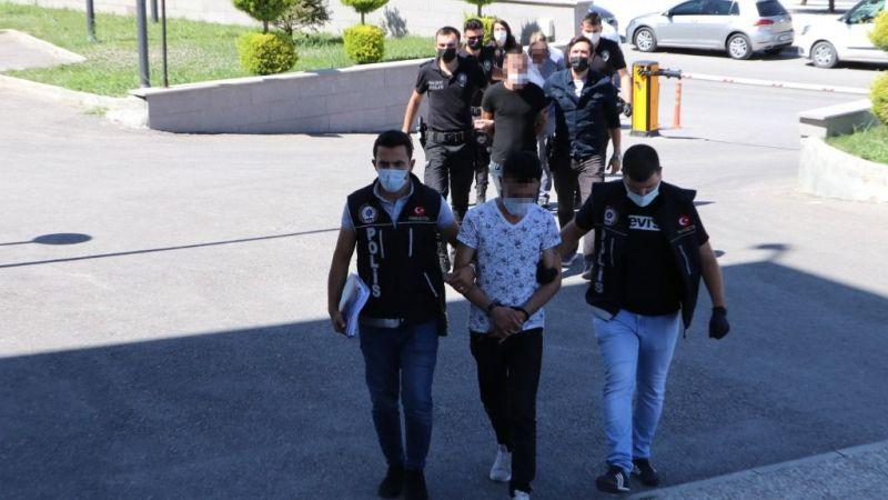 Uyuşturucu operasyonunda 22 şüpheli gözaltına alındı