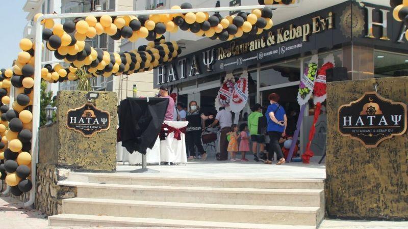 Hatay Restaurant & Kebap Evi lezzet avcılarını bekliyor