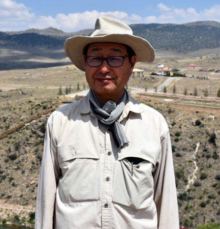 Japon arkeolog 40 yıldır Anadolu'daki medeniyetlerin izini sürüyor